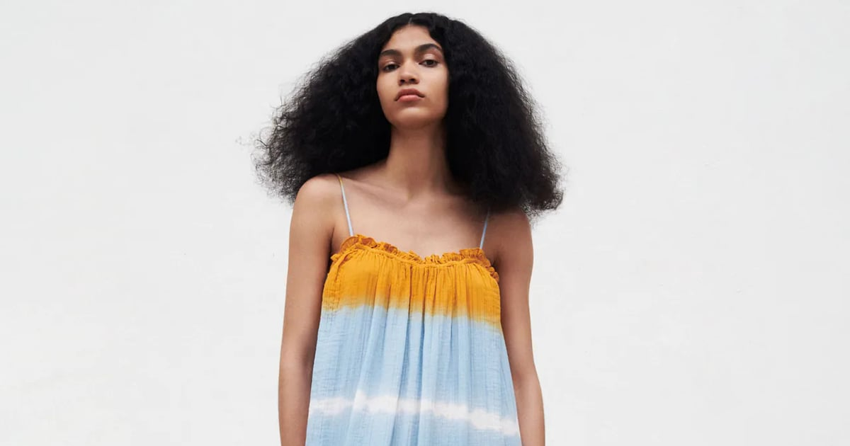 Wow! Zara Just Never Disappoints When It Comes to Dresses, Including These 11 Maxis
