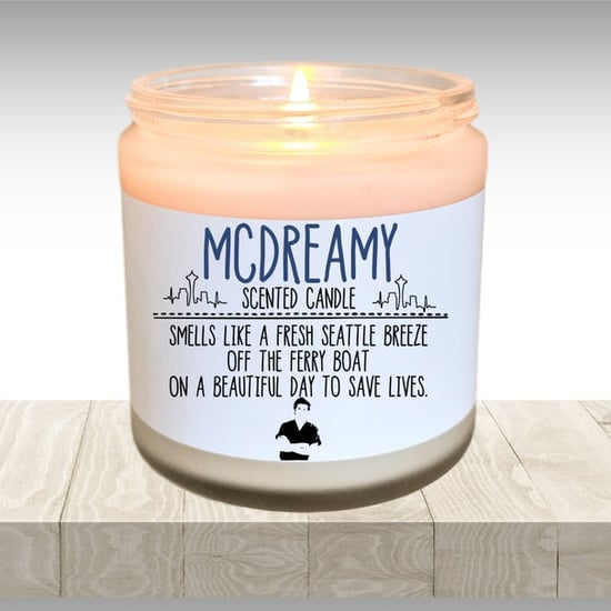 This Grey's Anatomy-Scented Candle Sounds McDreamy