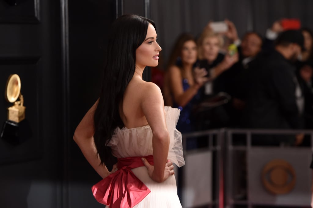 Kacey Musgraves's Hair at the 2019 Grammys