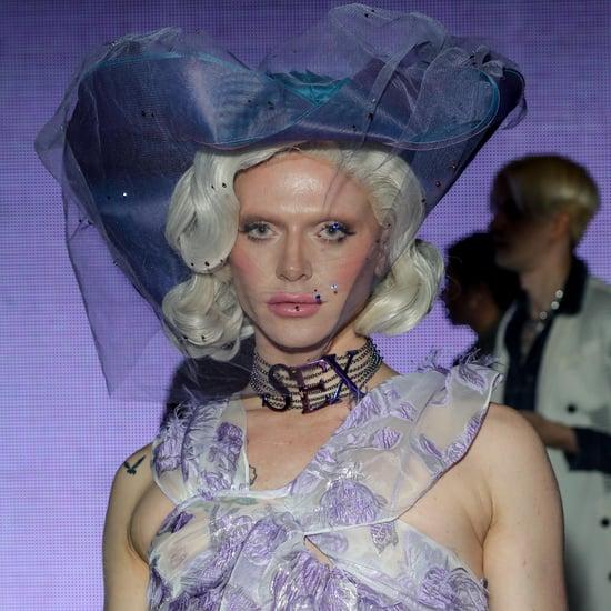 Check Out Bimini Bon Boulash's London Fashion Week Style