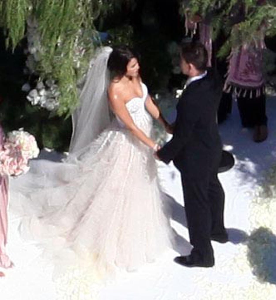 Channing and Jenna's Fairy-Tale Wedding