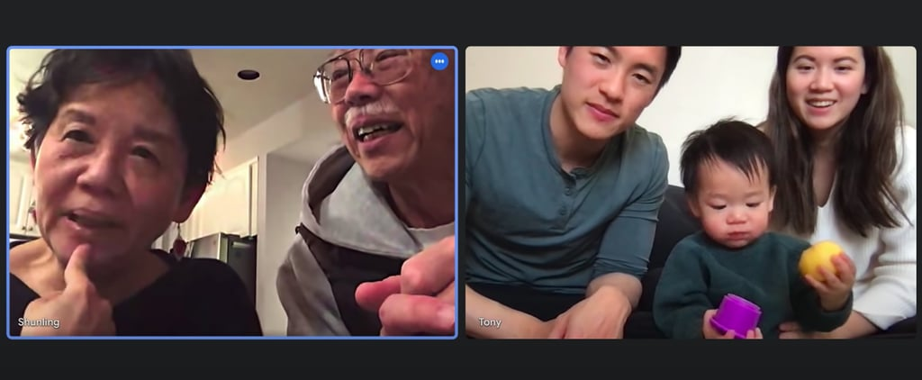 Watch Google's Live Captions Ad Featuring Deaf Grandparents