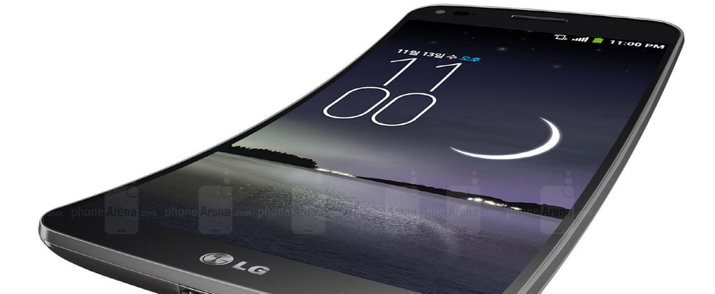 LG G Flex Phone