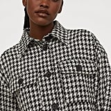 Jacquard-Weave Shirt