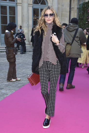 Olivia Palermo Paris Haute Couture Fashion Week Spring 16