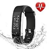 Letscom Fitness Tracker Activity Tracker Watch With Heart Rate Monitor