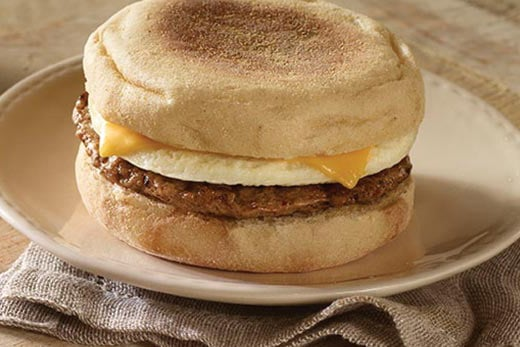 If you like egg and cheese breakfast sandwiches . . .