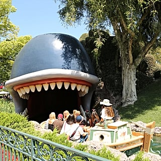 Storybook Land Canal Boats