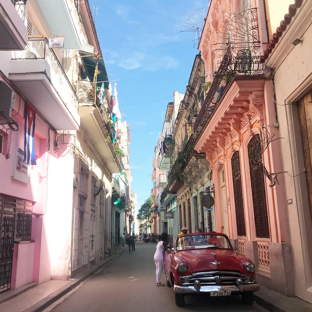 Give Yourself Plenty of Time in Havana