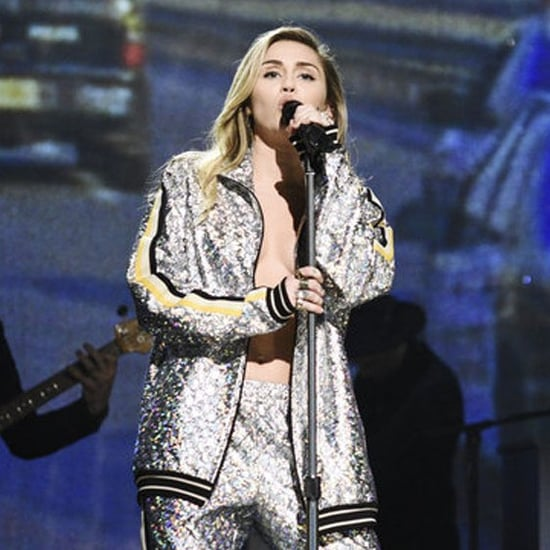 "Miley Cyrus ""Nothing Breaks Like a Heart"" SNL Performance Video"