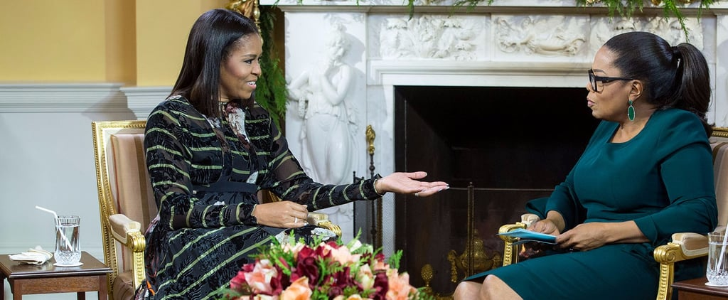 Michelle Obama Finally Dishes on What She Told Melania Trump at Their White House Meeting