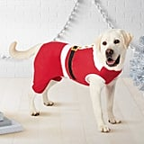 Target Pet Holiday Santa Pajamas