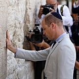 Prince William Makes History