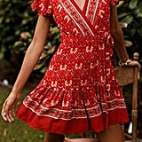 R.Vivimos Wrap Dress