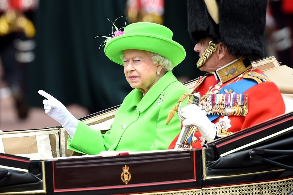 The Royals at Trooping the Colour 2016 | Pictures