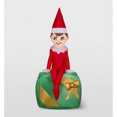 Elf on the Shelf Inflatable