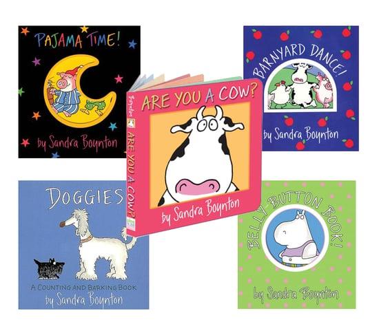 Sandra Boynton Board Books
