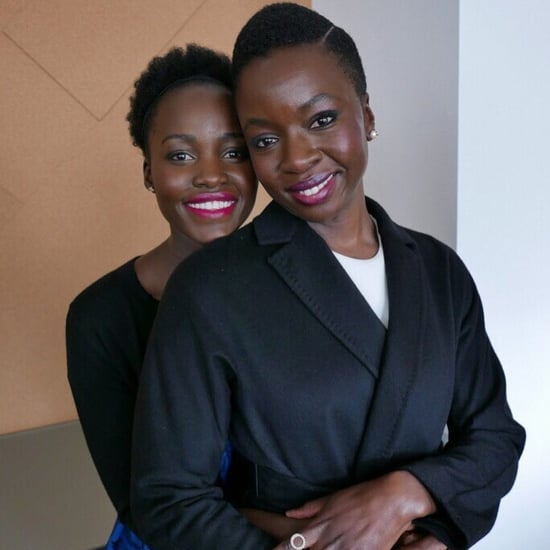 Lupita Nyong'o and Danai Gurira Pictures