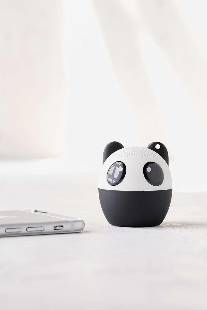 Wireless Panda Speaker ($28)