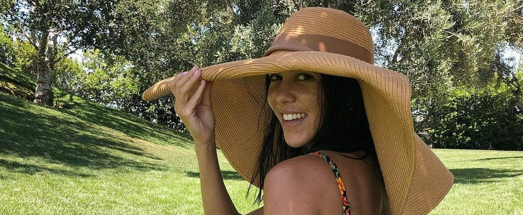 Kourtney Kardashian Bikini Instagrams