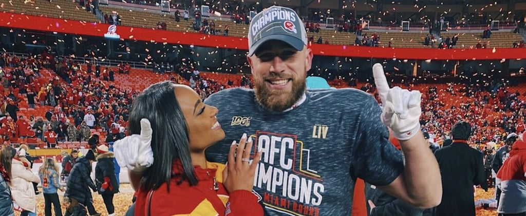 Travis Kelce and Kayla Nicole's Cutest Pictures