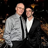 Creed Bratton and B.J. Novak