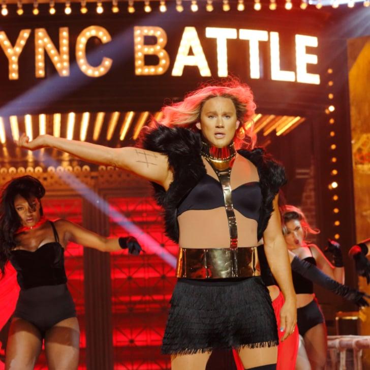 Channing Tatum Bows Down to Beyoncé After Epic Lip Sync Battle