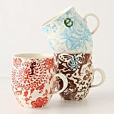 Anthropologie Homegrown Monogram Mug (£8)