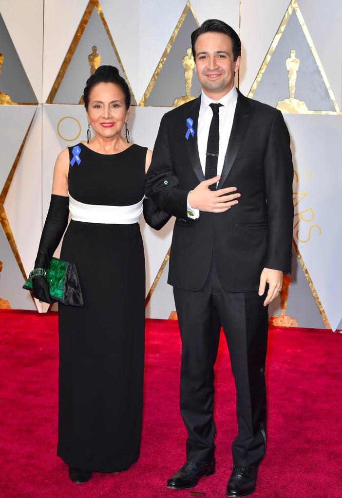 The Very Sweet History of Lin-Manuel Miranda's Oscars Date