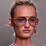 Sunglasses on the Zimmermann Runway at New York Fashion Week