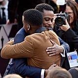 Pictured: Daniel Kaluuya and Lakeith Stanfield