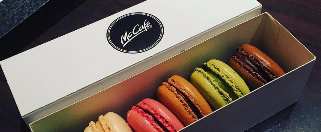 Friendly PSA: McDonald's in Paris Has Macarons, and They're Ridiculously Cheap