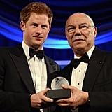 Humanitarian Award, 2012
