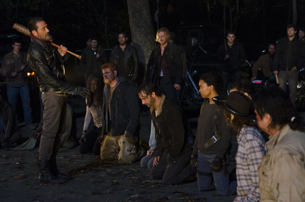 We'll Find Out Who Negan Kills