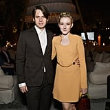 Julia Garner and Mark Foster Cute Pictures