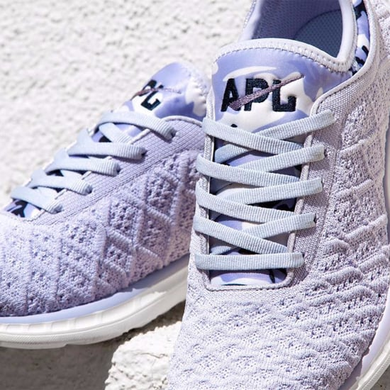 APL Lavender TechLoom Phantom Sneakers