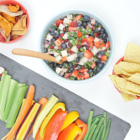 Low-Calorie Fruit Salsa
