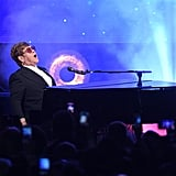 Photos of Elton John and Taron Egerton's Performance