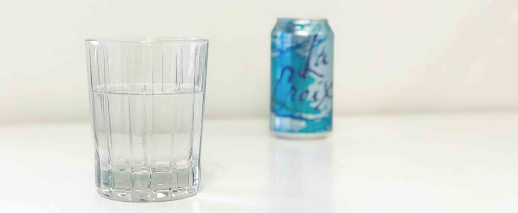What Happens When You Stop Drinking Sparkling Water