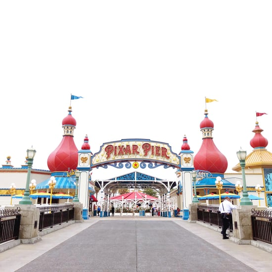 Pixar Pier at California Adventure | Pictures