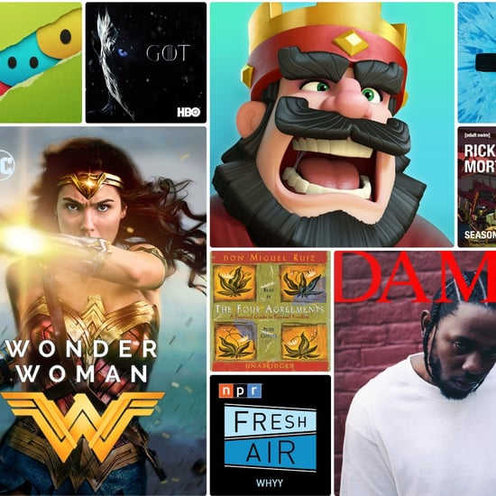Apple iTunes Most Popular Apps, Games, Movies, Podcasts 2017