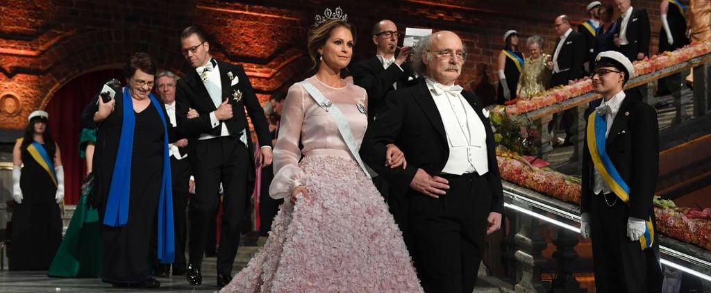 Sweden's Princesses at the Nobel Prize Banquet