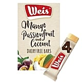 Dairy Free Ice Bars Mango Passionfruit & Coconut