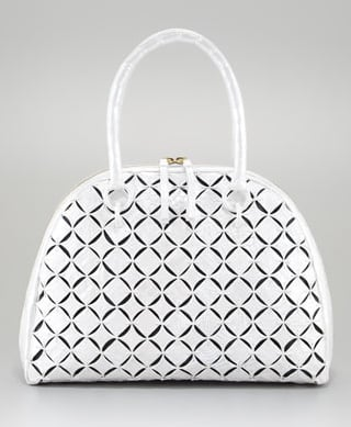 Nancy Gonzalez's crocodile bowler bag ($3,850) is definitely a splurge, but you know it would stand out among a sea of bags. The rounded shape is amazing.