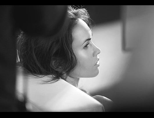 Mikael Jansson Shoots Megan Fox for the New Giorgio Armani Beauty Campaign