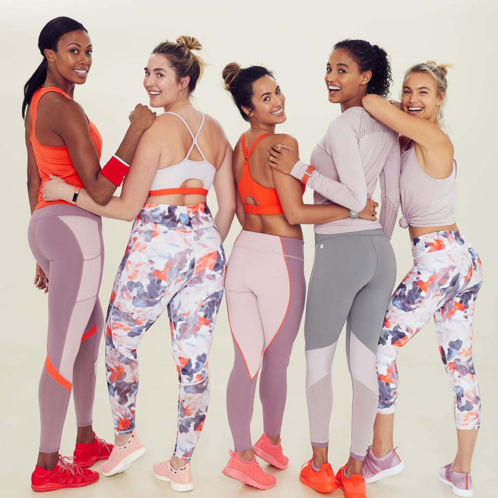 Shop More Looks From Fabletics Valeria ($00) High-Waisted Mesh PowerHold Legging ($00) Briella ($00) Naomi ($00) Maisy ($00) Sheila ($00) Leylie ($00) Salar Mesh PowerHold Legging ($00) Delta L/S Top ($00) Rosaline ($00) Sammy Jacket ($00) High-Waisted Solid PowerHold Legging ($00) Mandy Tank II ($00) Camila Bra ($00)
