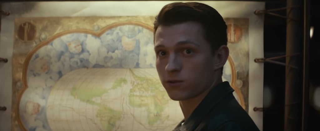 Watch the Uncharted Trailer Starring Tom Holland I Video
