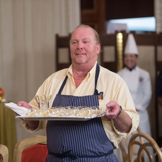 Mario Batali's White House Dinner Menu 2016