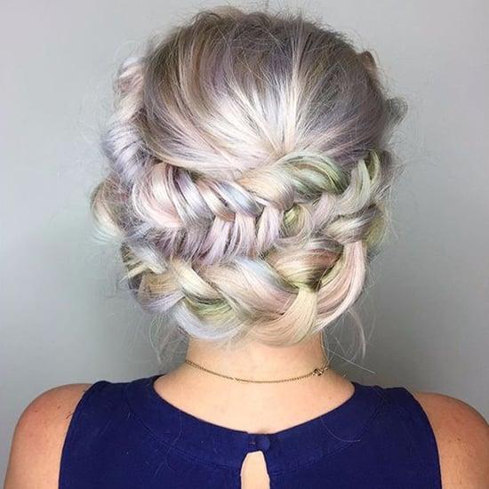 Pastel Hair Colour Trend 2016