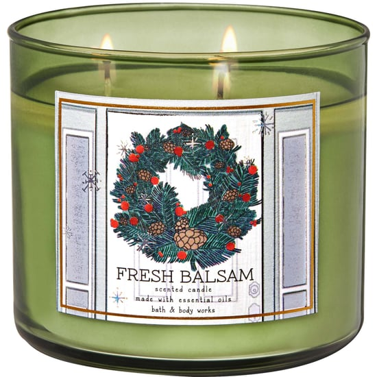 Bath and Body Works New Holiday Candle Scents 2019